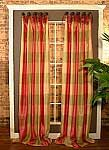 Curtain Window Treatment Valance