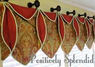 Curtain Patterns And Valance Patterns Window Treatment